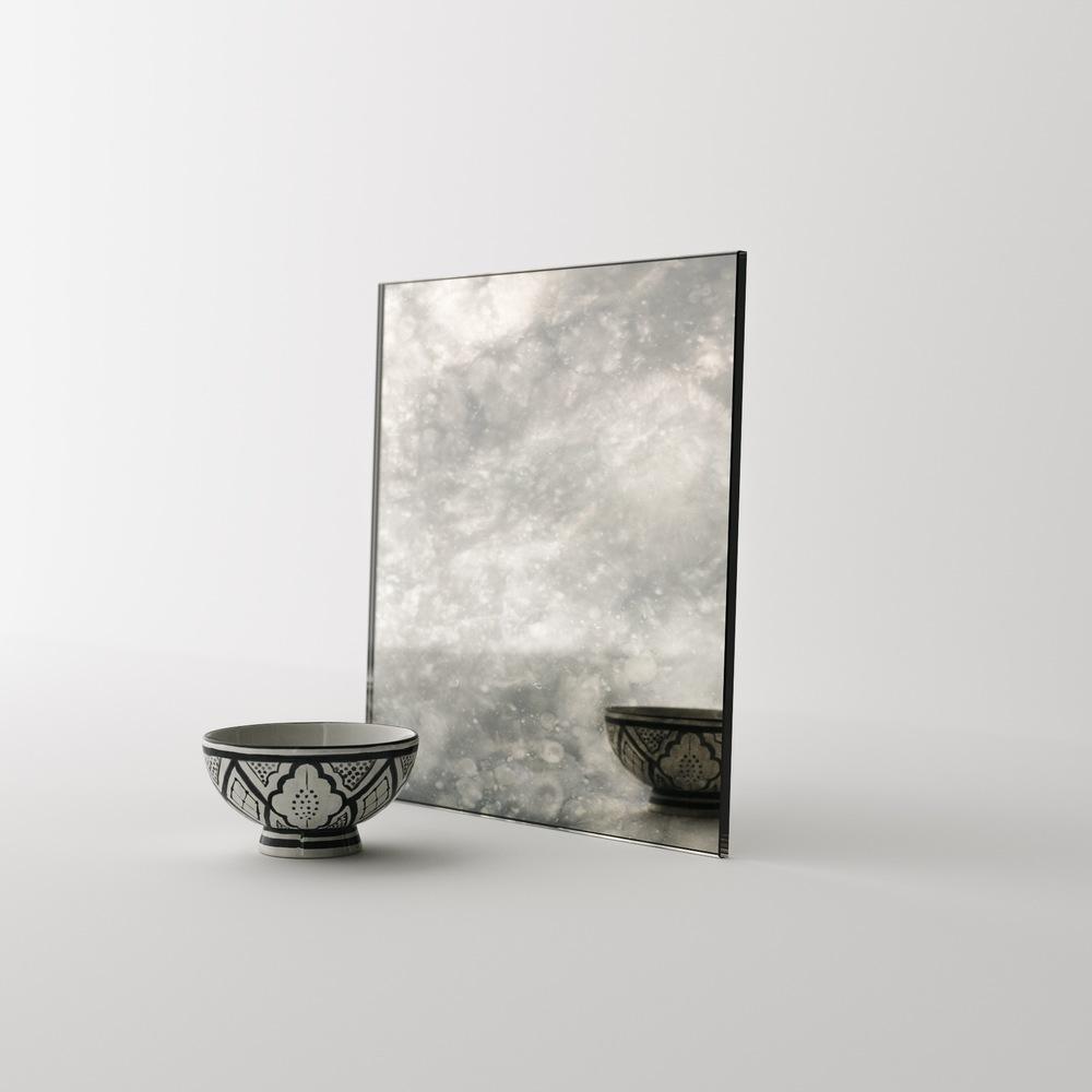 Mirror coop for Miroir au mercure