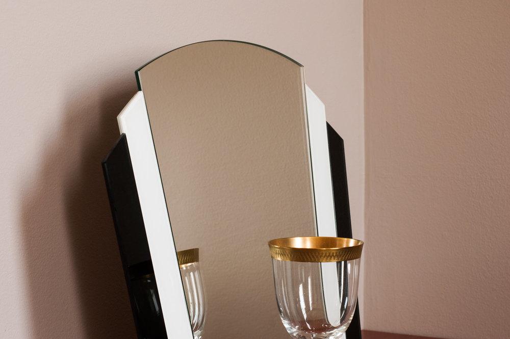 Art Deco Style Standing Mirror