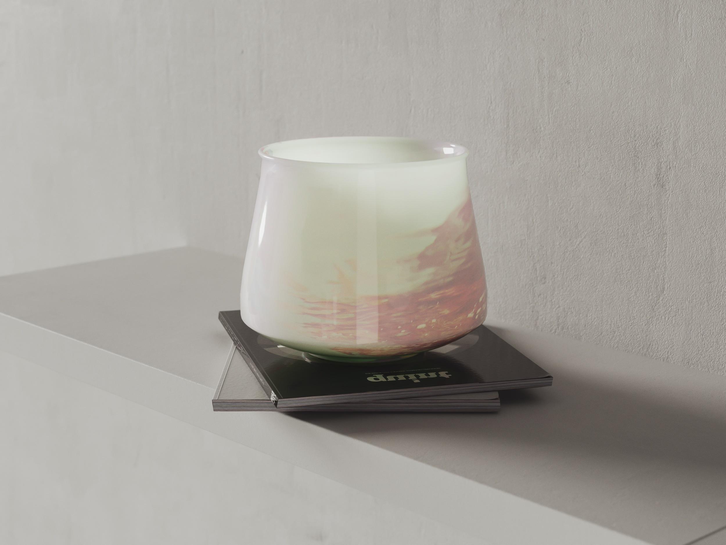 Ceramic Vase Alternate View