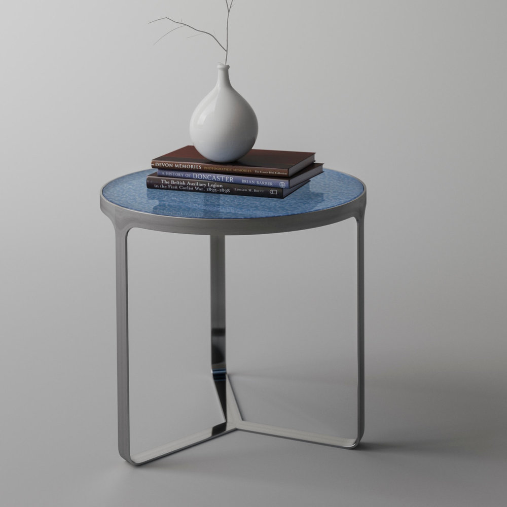 Endtable photographed in our studio