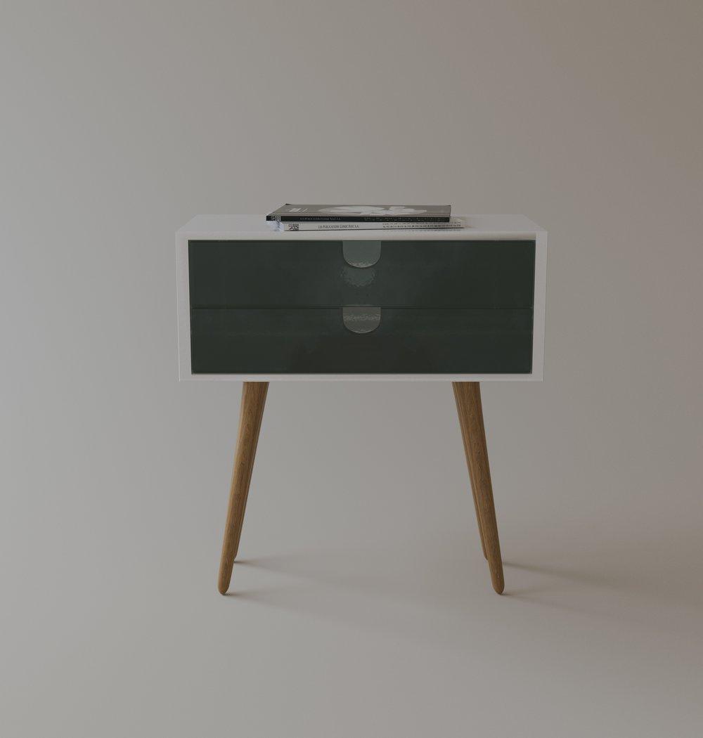 MidCentury Modern Desk