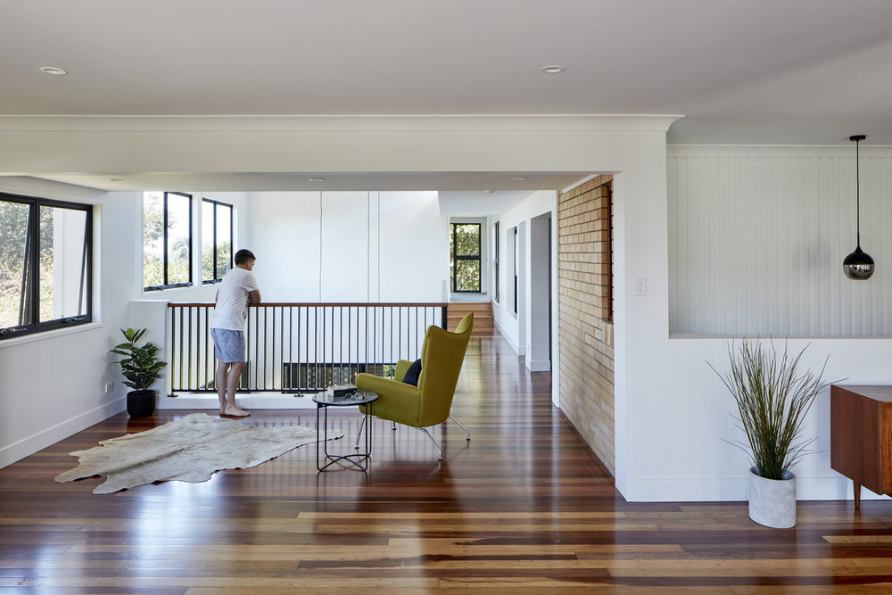Mid century interior by  Tonic Design, one of Australia's Leading Architecture/ID Firms