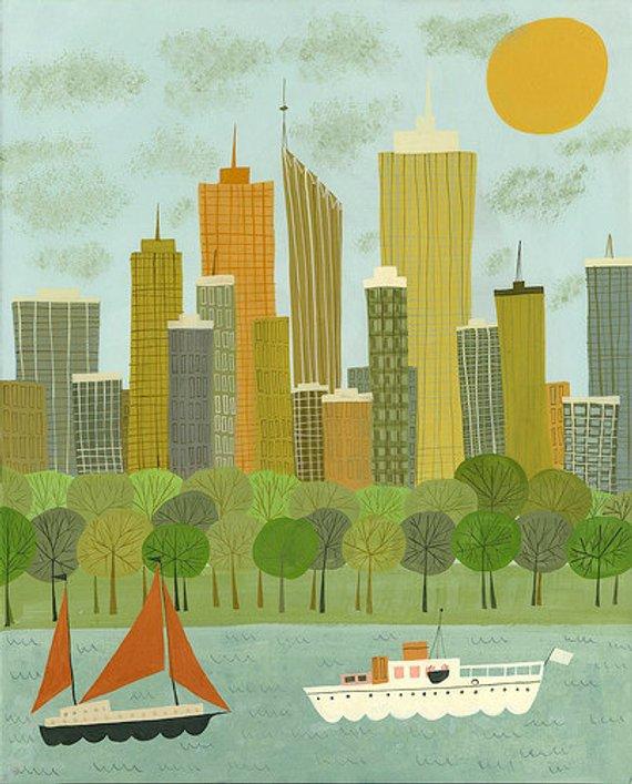 Perth by Matt Stephens