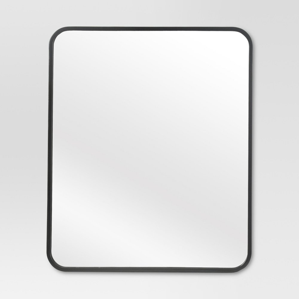 Rounded Mirror by Target