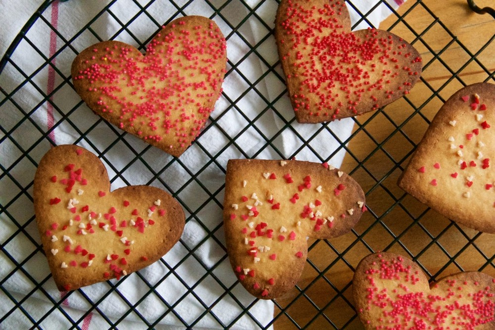 Molly's fave sugar cookies.