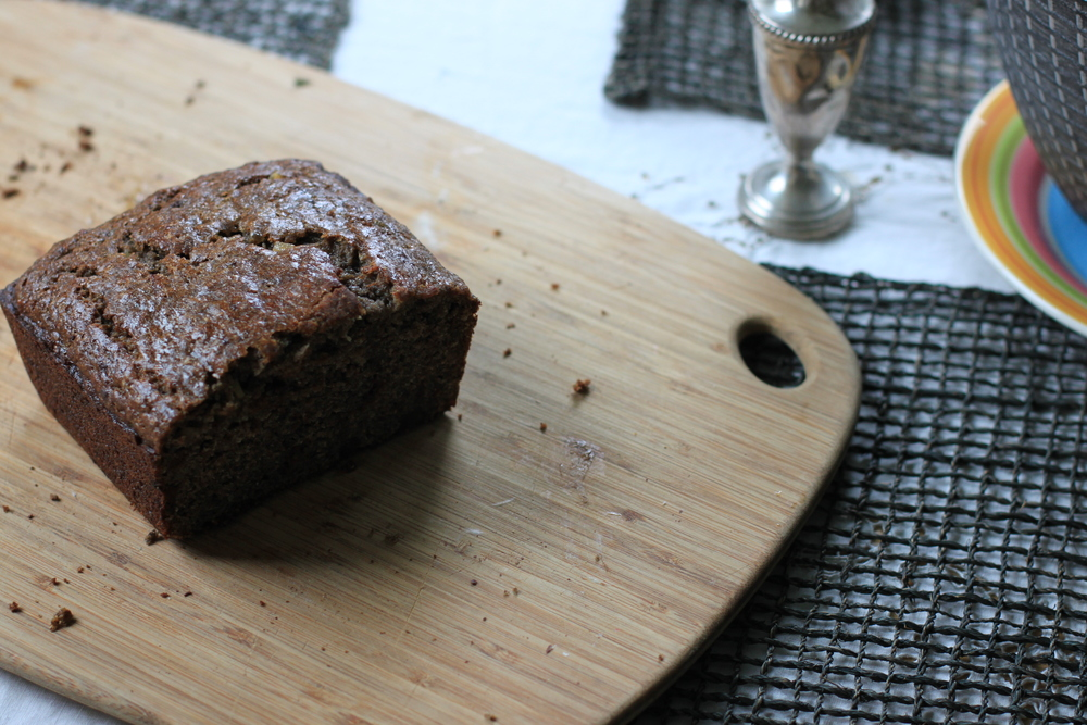 Sarah's Buckwheat Banana Bread