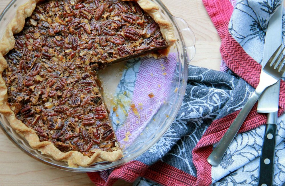 Molly's Deeply Pecan Pie