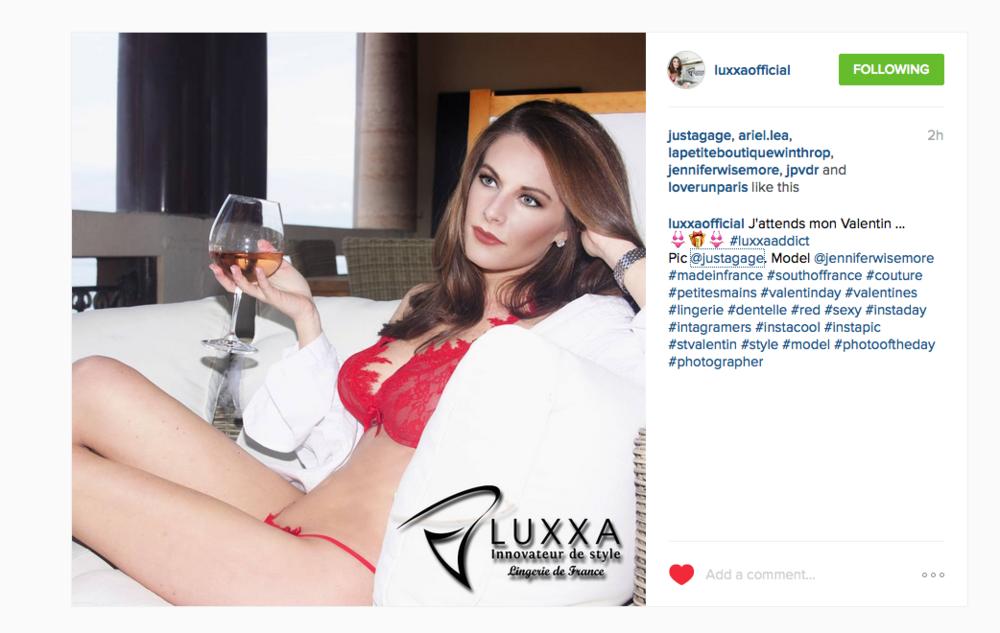 luxxa campaign