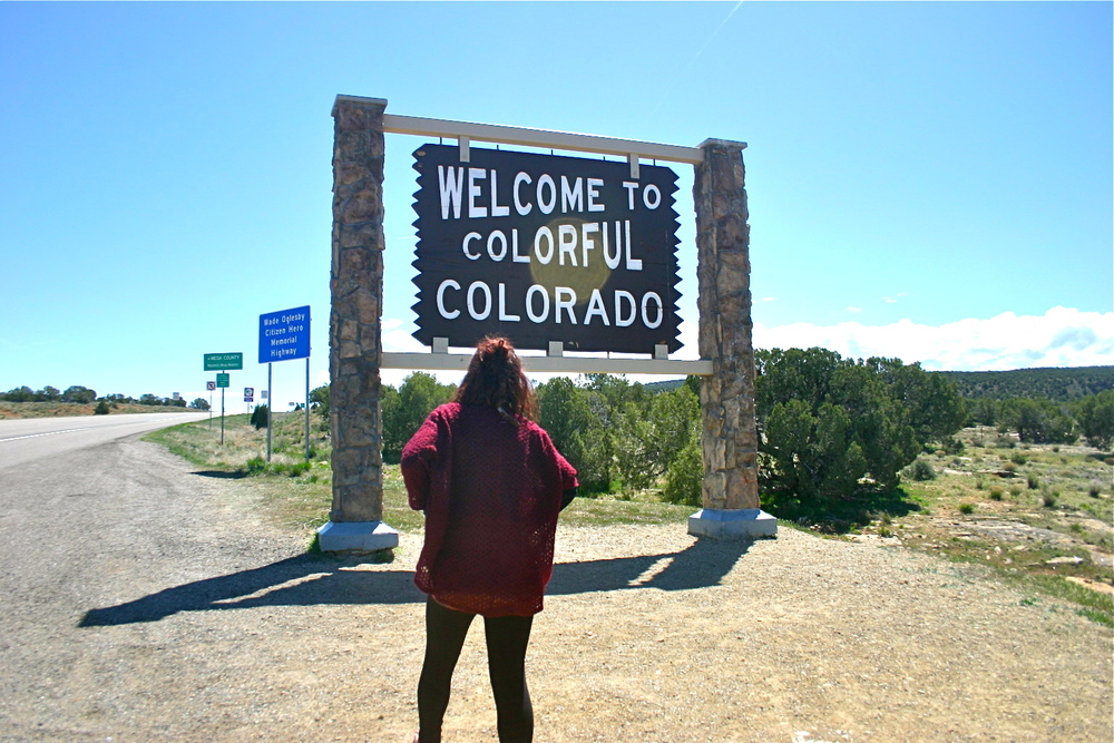 Happy 420 !! I've been in Beautiful Colorado for a week ! The word that comes to mind for this place is MAJESTIC Just getting adjusted to things here, there will be adventure updates coming in soon ! Much love to you Beautiful Souls :D