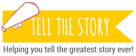 Tell the Story | michellepullins.com