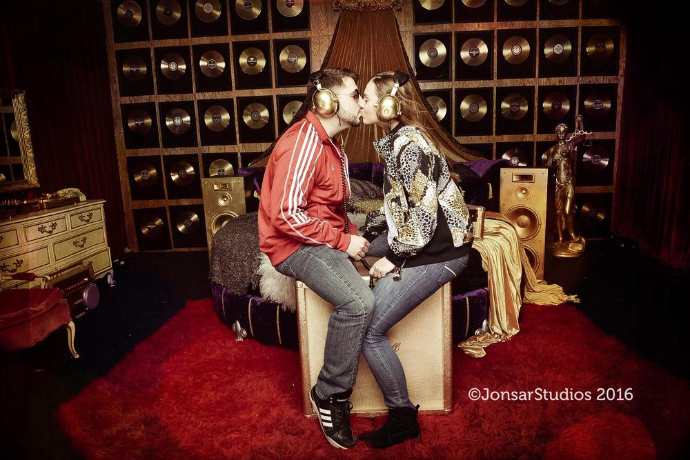 Jack Daniel's Kiss