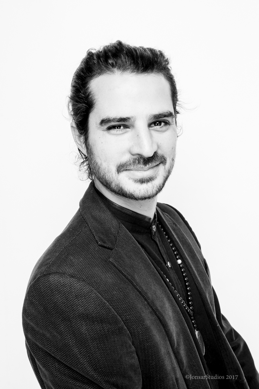Waël Mechri-Yver Portrait Wael Mechri-Yver