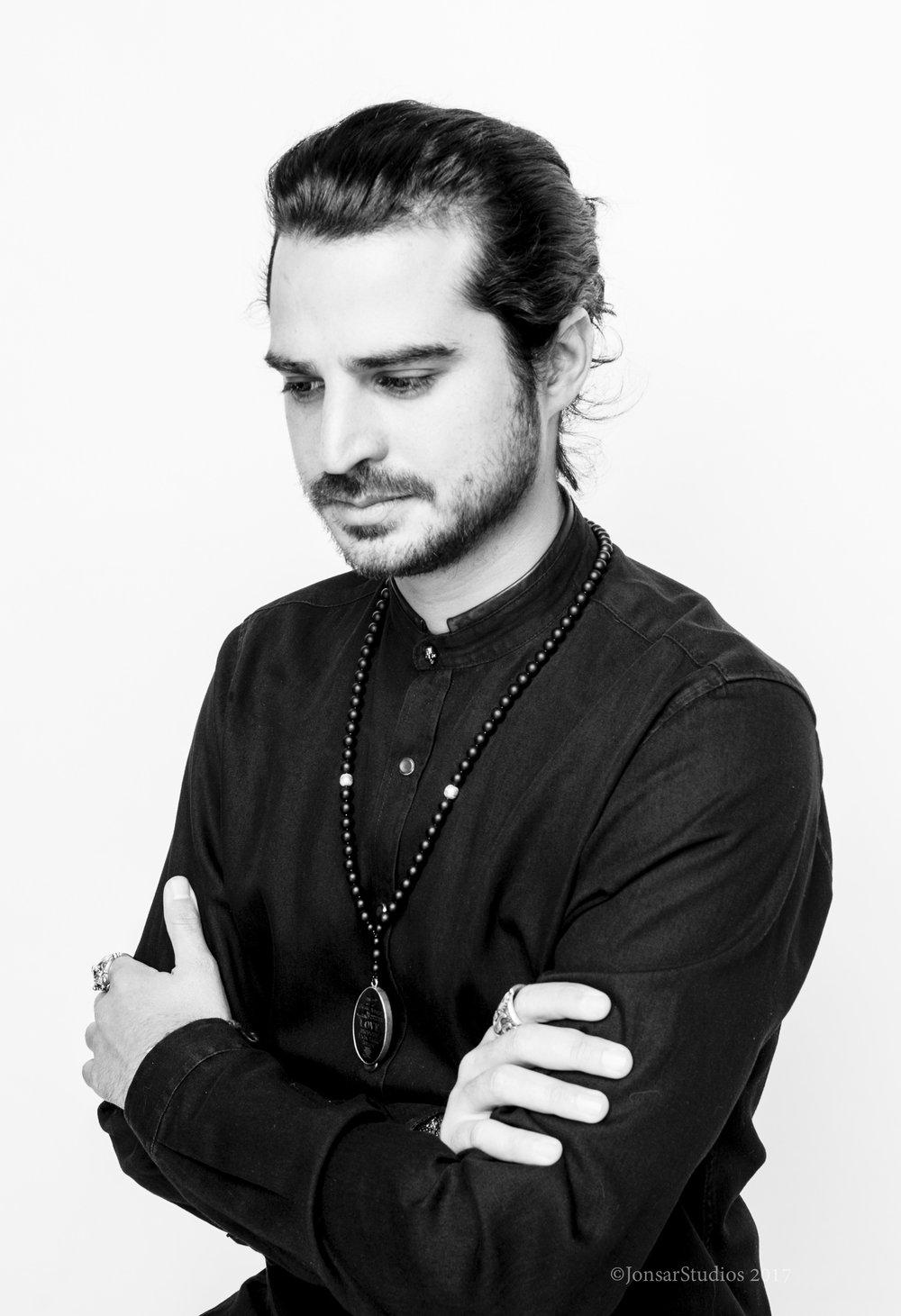 Waël Mechri-Yver Portrait