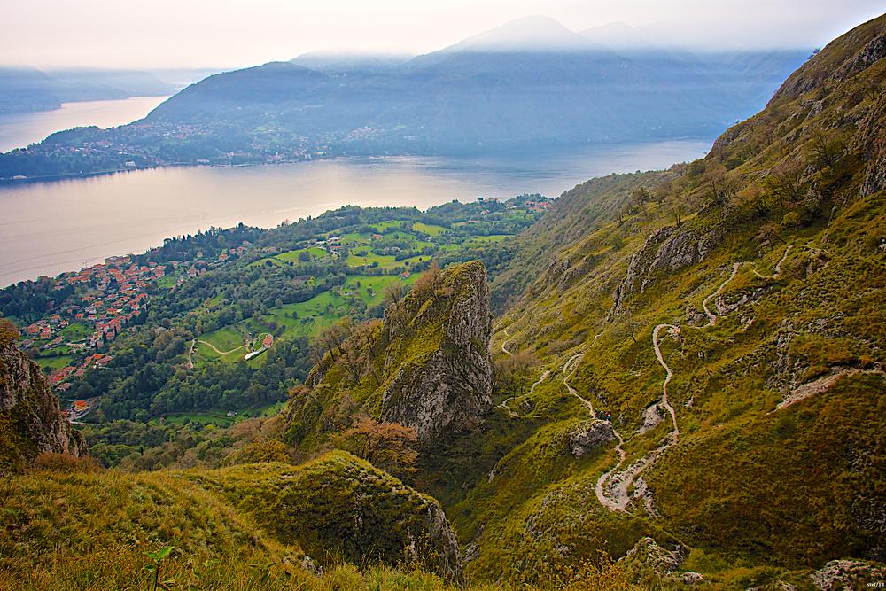 Monti di Tremezzo