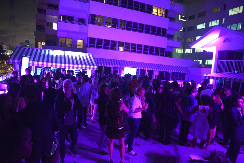 MTV REDEFINE ART BASEL MIAMI BEACH COCKTAIL PARTY