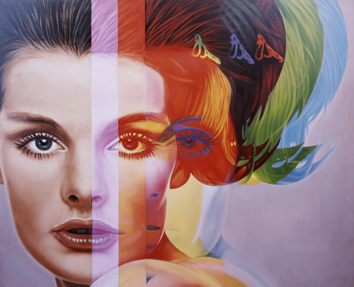 Spectrum  (1998) by Richard Phillips