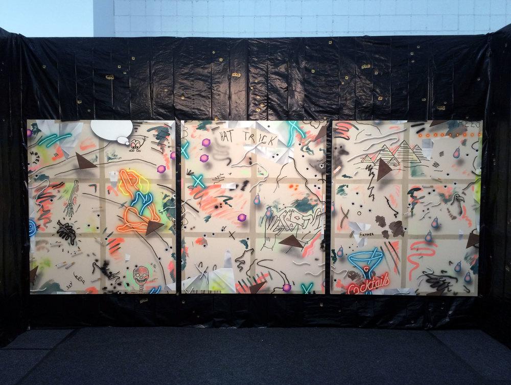 Johannes Vogt Gallery –Josh Reames