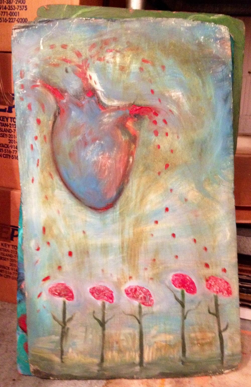 Heart Watering Brains