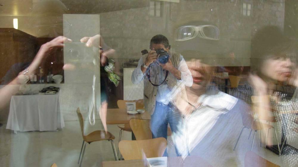 Kathleen, Gail Thacker; Centro Galego de Arte Contemporánea,Santiago de Compostela, Spain   October, 2009  (photo, Rafael Sánchez)