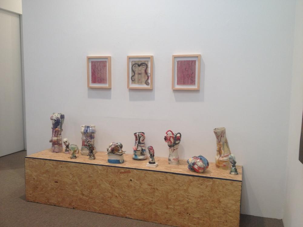 At Martos Gallery, 2016