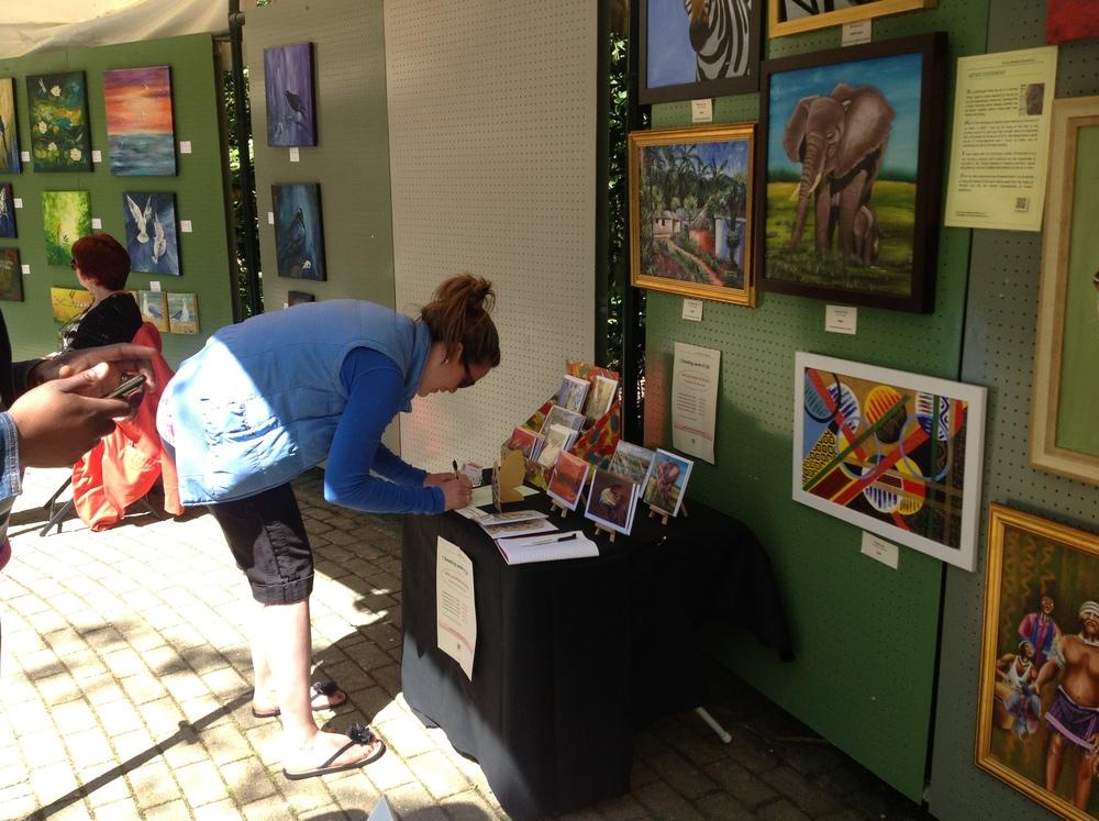 Bournemouth Pinewalk Art Exhibition (1).JPG