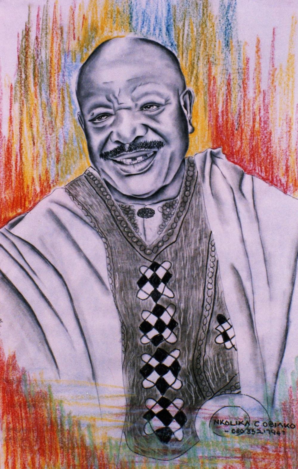 Prof Michael Nwafor Obiako 1929 - 2009