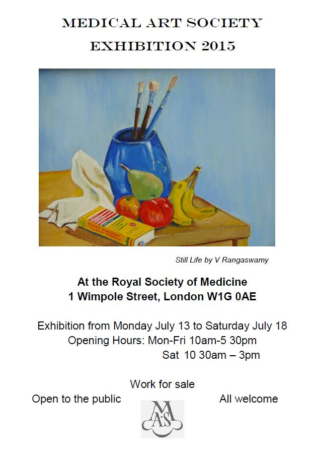 Medical Art Society Annual Exhibition