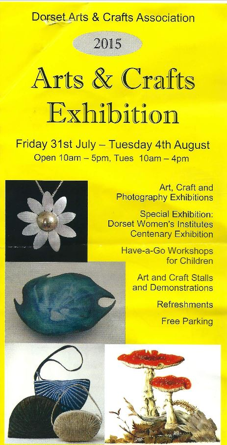 Dorset Arts and Crafts Exhibition
