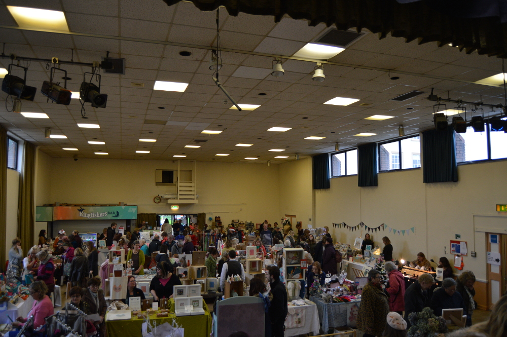 Allendale Center Etsy Made Local Christmas Fair