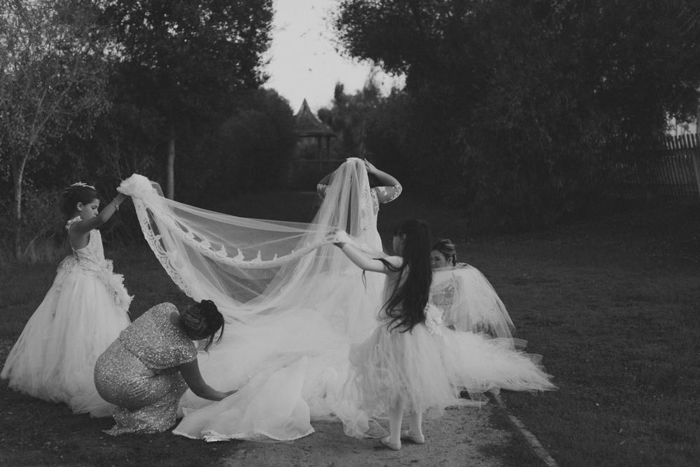 Organic Spanish Mission Style Wedding Photographed by Jennifer Skog