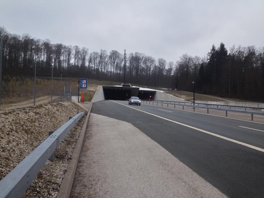 Tunnel de Neu-Bois