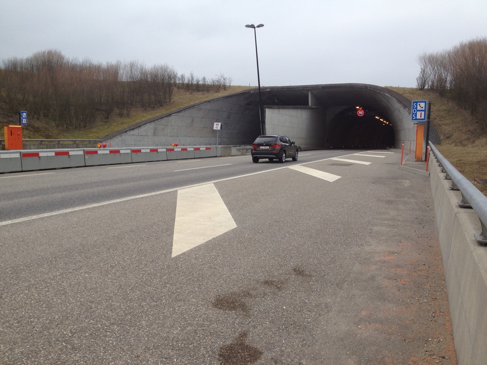Tunnel de la Beuchille