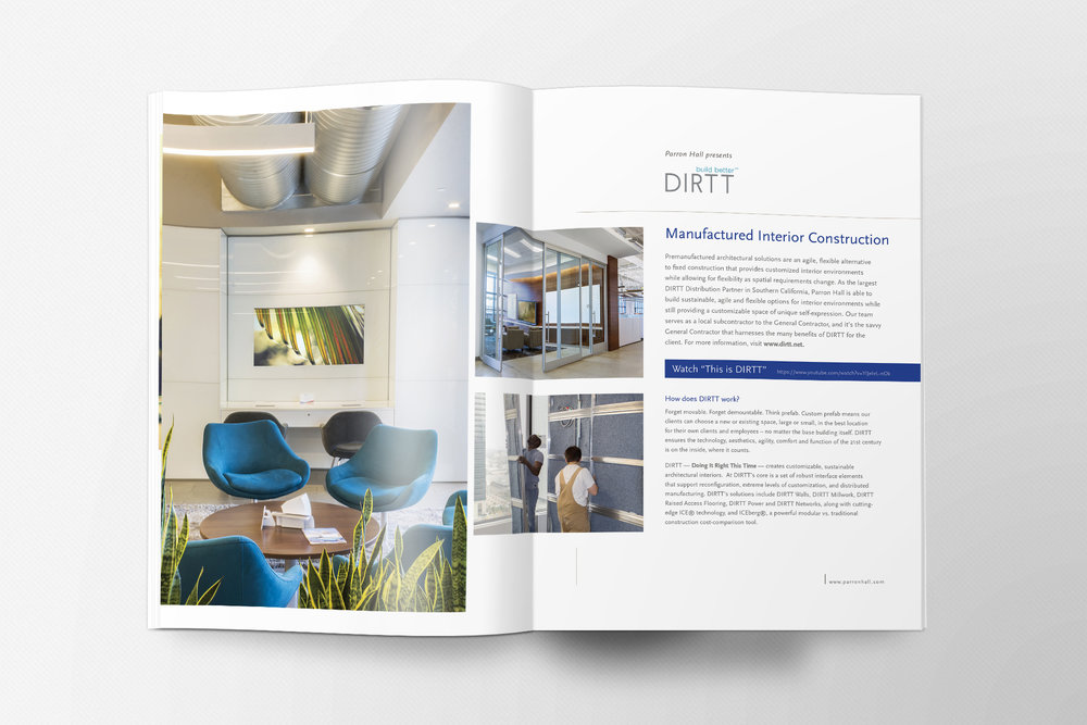 DIRTT PLANNING GUIDE — MELANIE VOIGT | GRAPHIC DESIGN & PHOTOGRAPHY