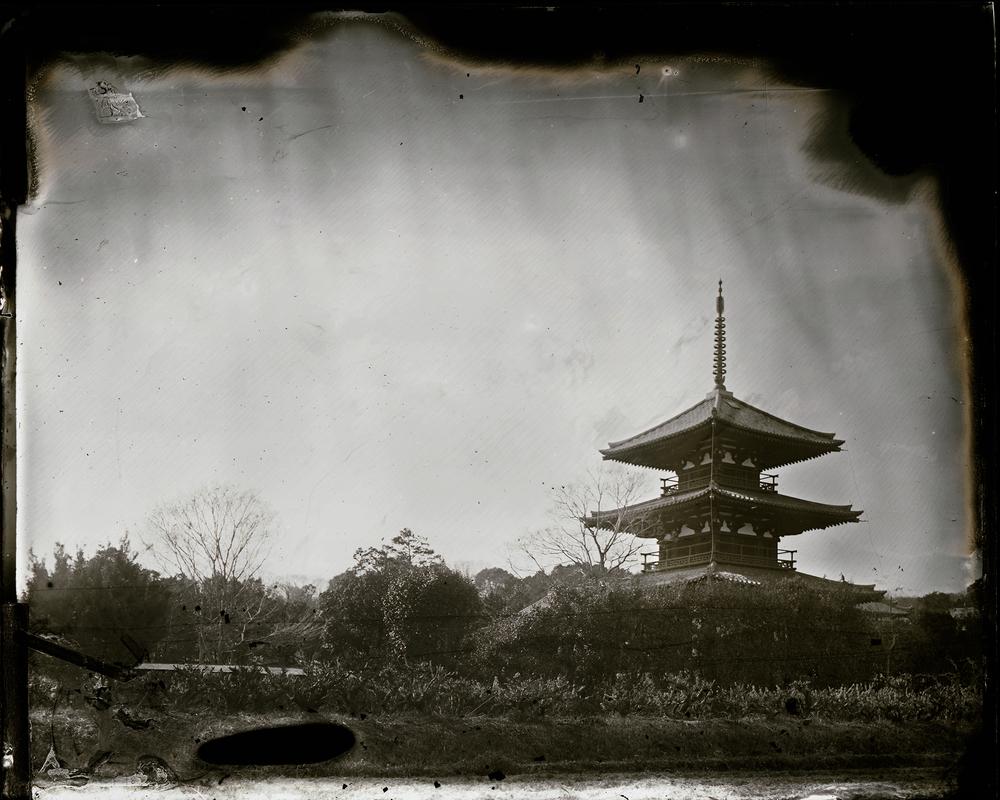 Hokki-temple / 法起寺