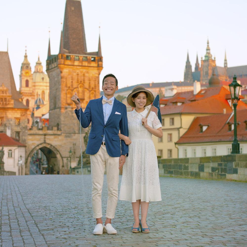 Prague, Czech /  프라하, 체코/ プラハ, チェコ
