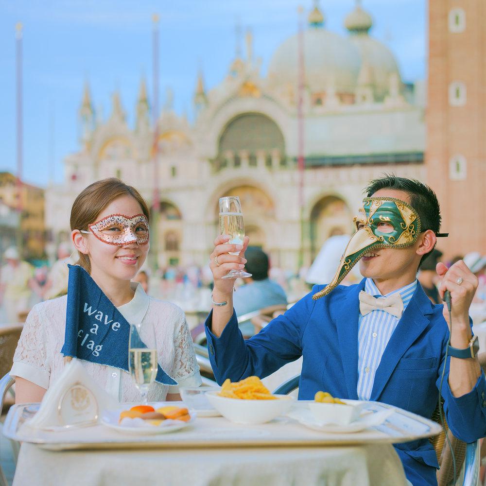 Venice,  Italy  /  베네치아  , 이탈리아/ ヴェネツィア, イタリア