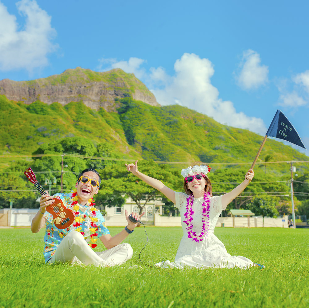 Hawaii, United States /  하와이  , 미국  / ハワイ, アメリカ合衆国