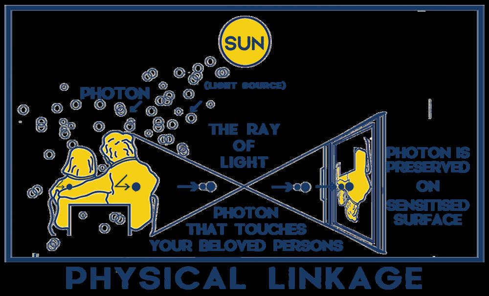 Physical Linkage   あなたがいま見ているパソコン又は携帯の画面、それはあなたの目と脳、そして光の複雑な相互作用の結果見えている世界です。光源から発せられた光が対象Aを照らします。対象Aを照らしたその光は反射し、空間を走り抜け、あなた... つづきをみる