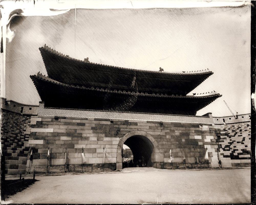 韓国-ソウル-崇禮門  대한민국-서울-숭례문  South Korea-Seoul-Sungnye Gate