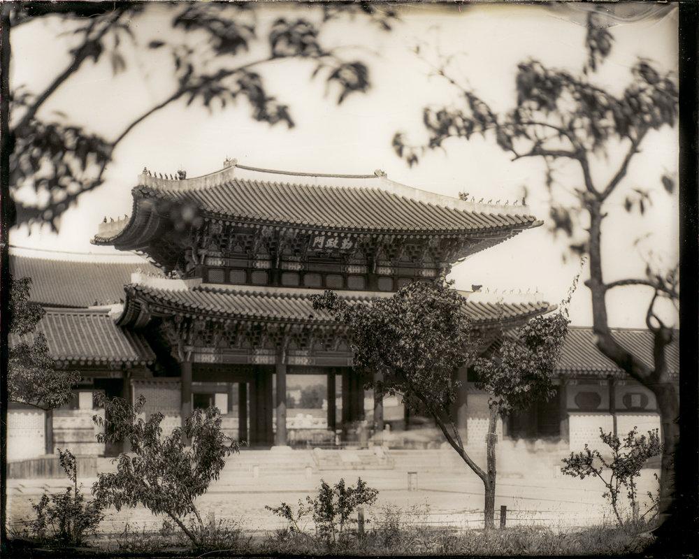韓国-ソウル-景福宮-勤政門  대한민국-서울-경복궁-근정문  South Korea-Seoul-Gyeongbok Palace-Geunjeongmun (The Third Inner Gate)