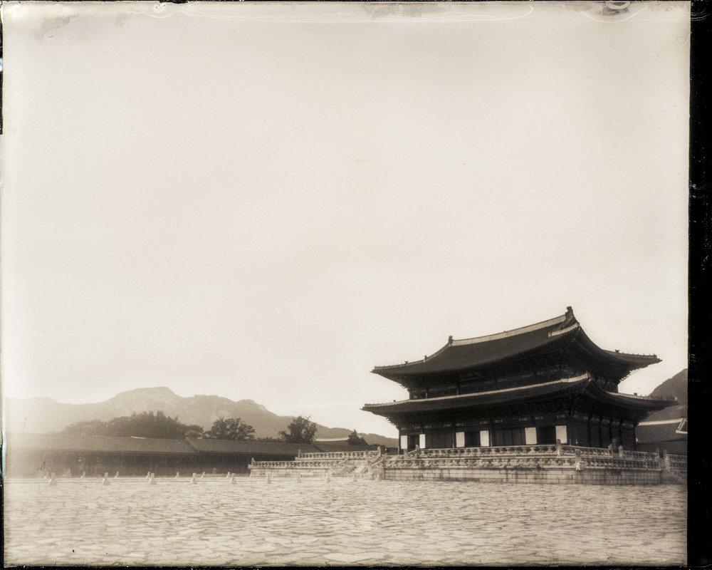 韓国-ソウル-景福宮-勤政殿  대한민국-서울-경복궁-근정전  South Korea-Seoul-Gyeongbok Palace-Geunjeongjeon (Throne Hall)
