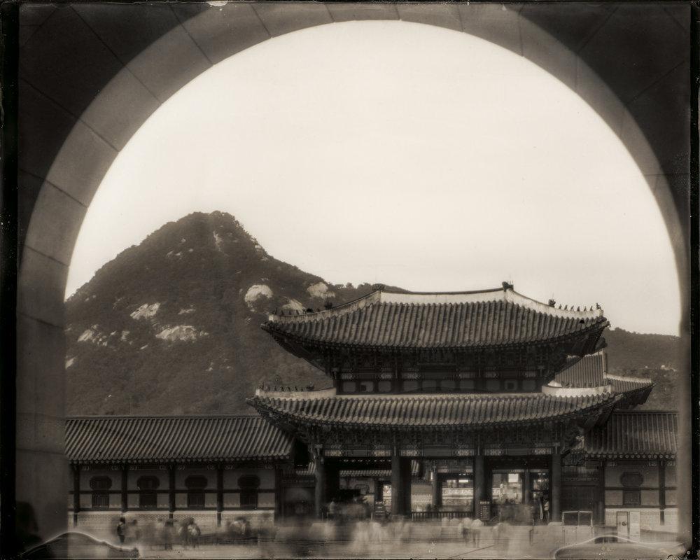 韓国-ソウル-景福宮-興礼門  대한민국-서울-경복궁-흥예문  South Korea-Seoul-Gyeongbok Palace-Heungnyemun (The Second Inner Gate)