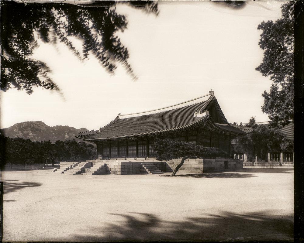 韓国-ソウル-景福宮-修政殿  대한민국-서울-경복궁-수정전  South Korea-Seoul-Gyeongbok Palace-Sujeongjeon