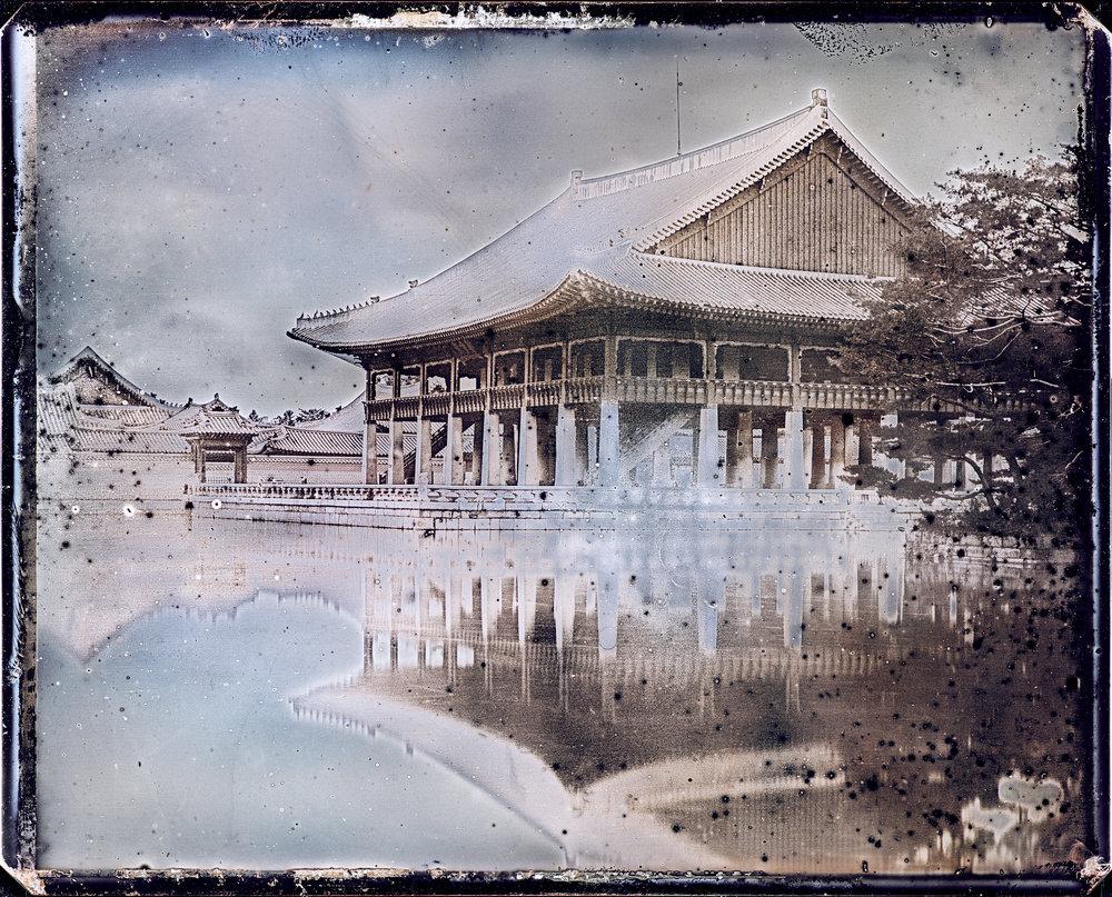 Daguerreotype ダゲレオタイプ 다게레오 타입 銀版攝影法