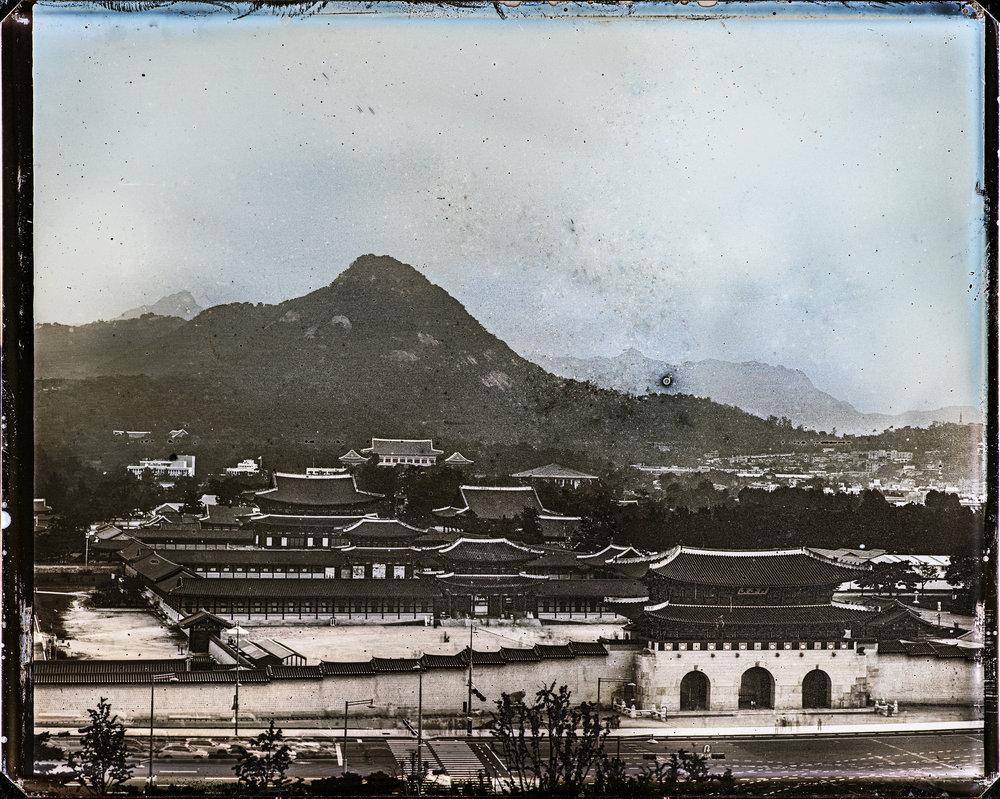 Copy of daguerreotypeダゲレオタイプ다게레오타입銀版攝影法