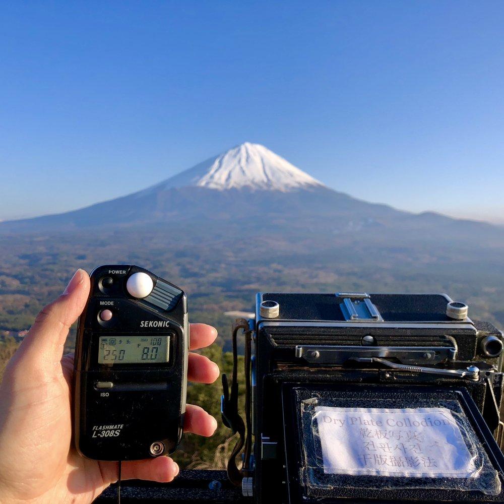 乾板写真 日本 dryplate dry plate Japan