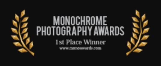1st place monochrome awards 2018