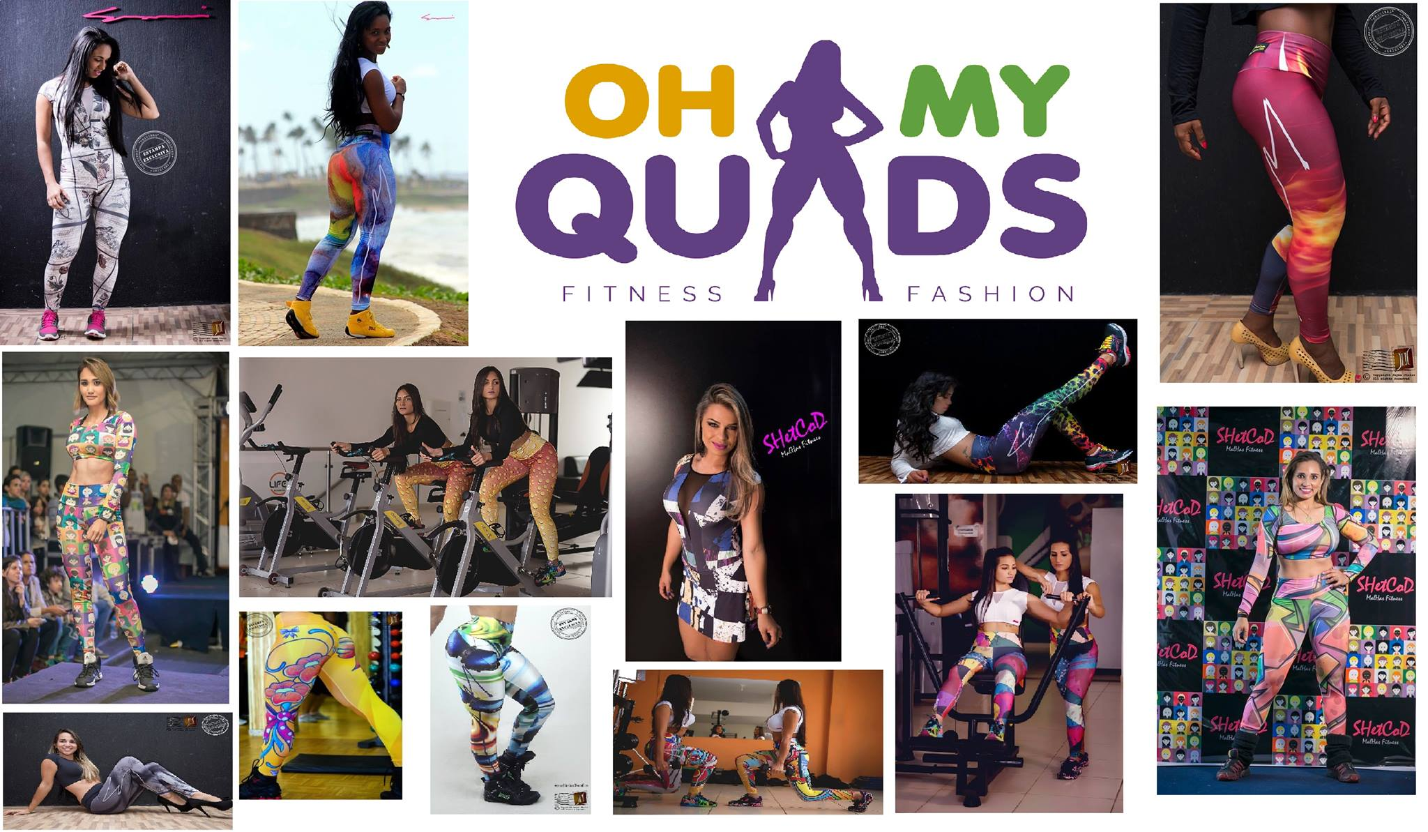 OhMyQuads - Fitness Fashion