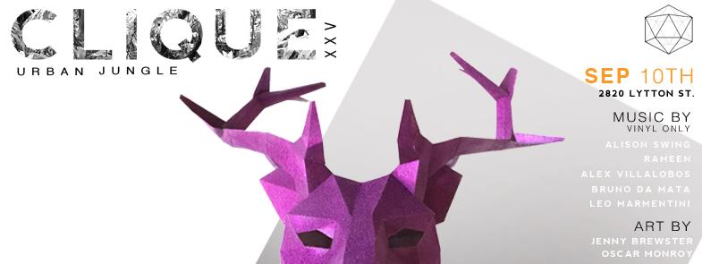 Clique XXV