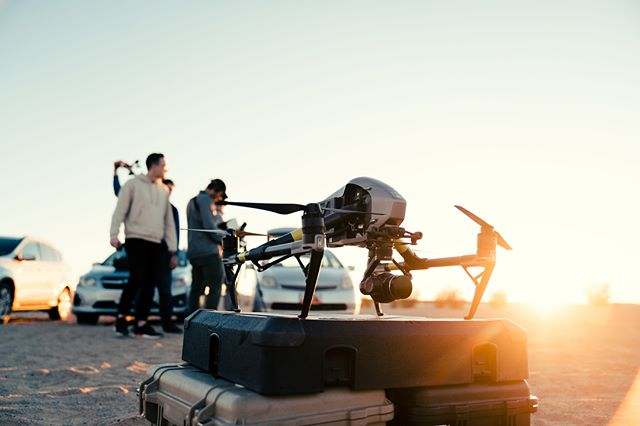 @ascendingworks worked their magic with the aerials on 'Legend of Solorzano'. We were thrilled with the shots they were able to pull of with their Inspire 2 💪🏻🚁